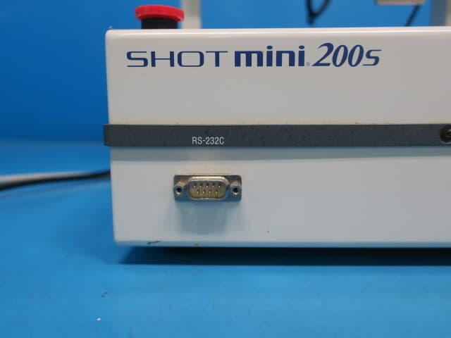 MUSASHI ENGINEERING Desktop type ロボット SHOT mini 200S