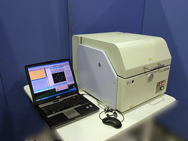 日立ハイテクサイエンス X線分析計 SEA1000A
