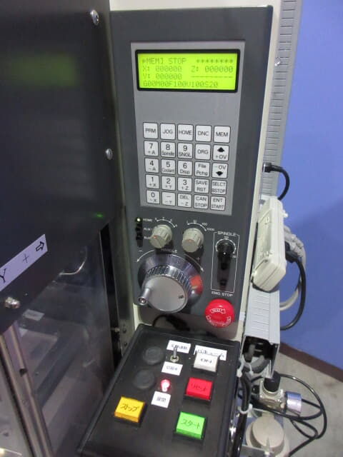 モディアシステムズ 高速スピンドル搭載小型NC加工機 Mini MillerMM100
