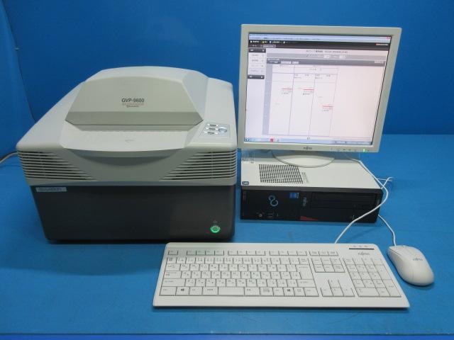 中古 島津 PCR検査装置 GVP9600