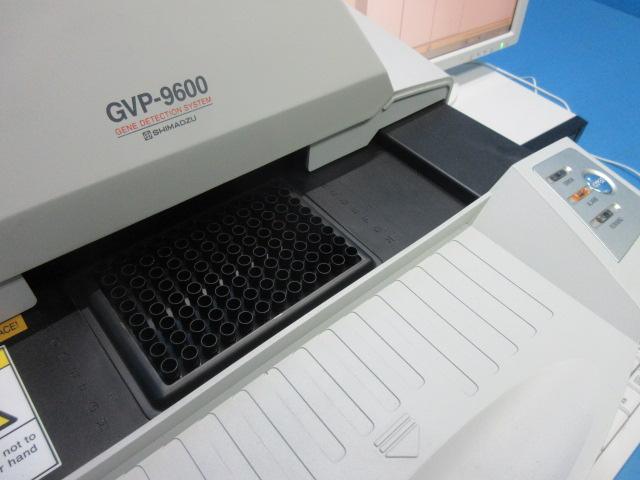 中古 島津製作所 遺伝子解析装置 gvp-9600