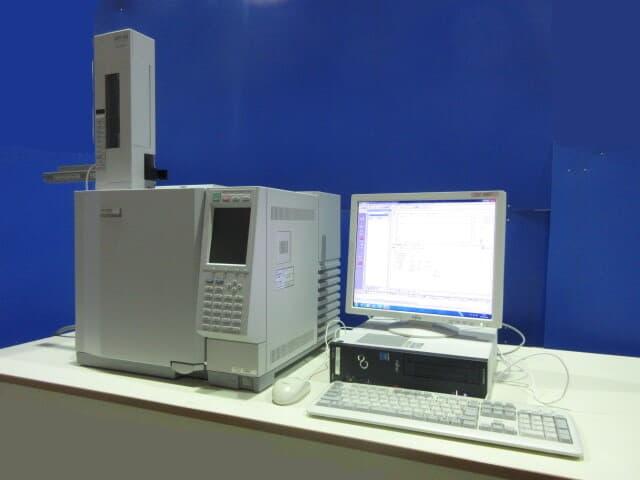 中古 島津製作所 ガスクロマトグラフ GC-2010plus