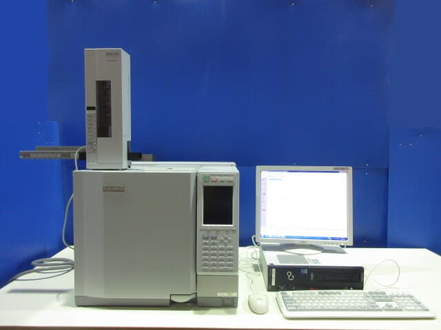 中古 島津製作所 ガスクロマトグラフ GC2010plus