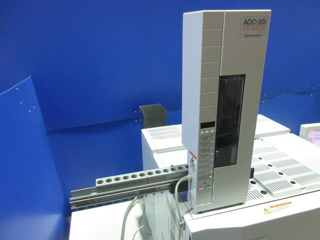 中古ガスクロ FID WBI 水素炎イオン化検出器 gc-2010plus