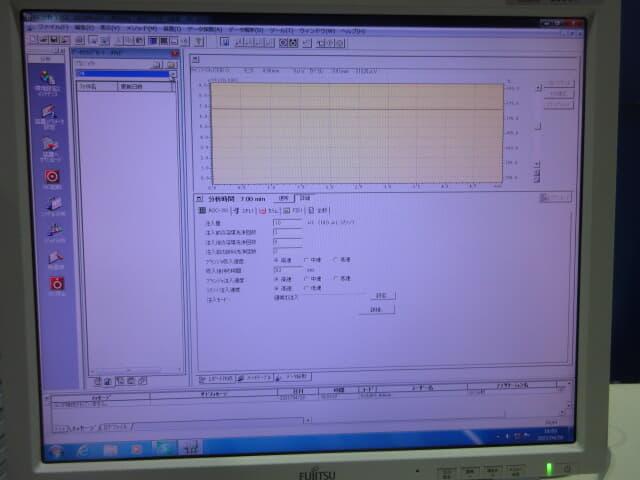 中古 ワイドボアカラム FID検出器 ガスクロ 中古GC