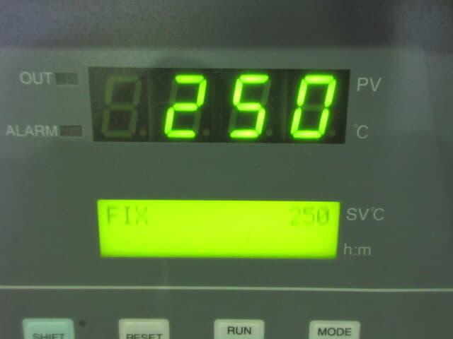 東洋濾紙株式会社 真空定温乾燥器 drv320da