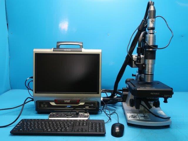 キーエンス デジタルマイクロスコープ VHX-2000