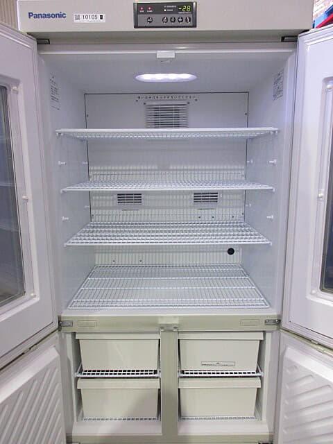 Panasnic Pharmaceutial Refrigerator with freezer MPR-411F