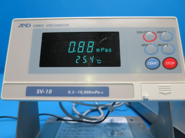 中古 粘度計 音叉型振動式粘度計 SV sv