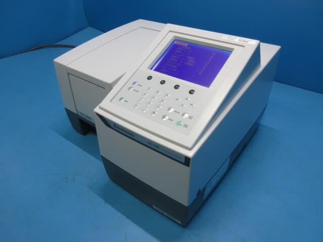 中古 島津製作所 紫外可視分光光度計 UV-1280