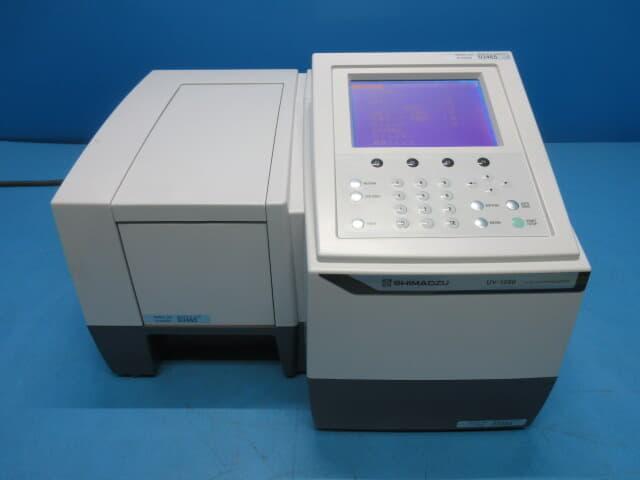 中古 SHIMADZU Ultraviolet-visible spectrophotometer UV1280