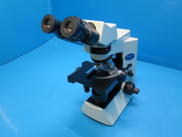 中古 オリンパス生物顕微鏡 CX41
