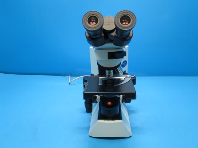 中古 olympus vertscanmicroscope cx41