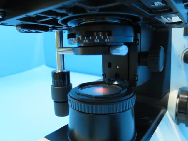 中古 オリンパス顕微鏡 生物顕微鏡