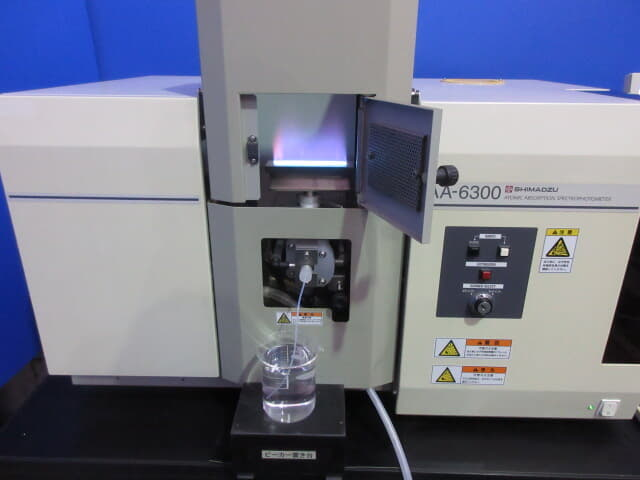 Shimadzu CorporationAtomic Absorption Spectroscopy aa-6300