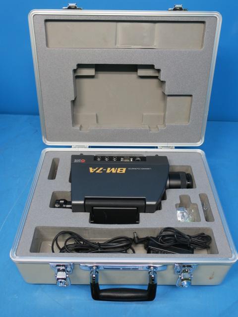 Topcon Luminance Colorimeter BM-7A