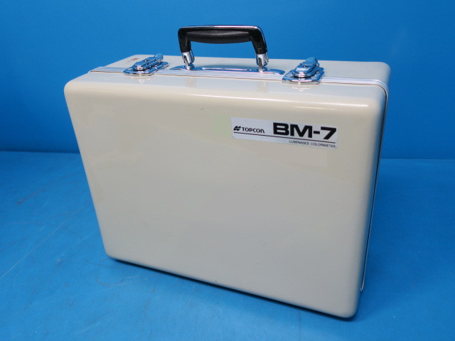 トプコンテクノハウス 輝度計 bm-7a
