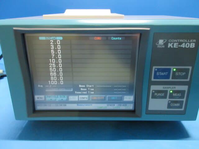 rion 微粒子計測器 液中パーティクルセンサ ks-42d