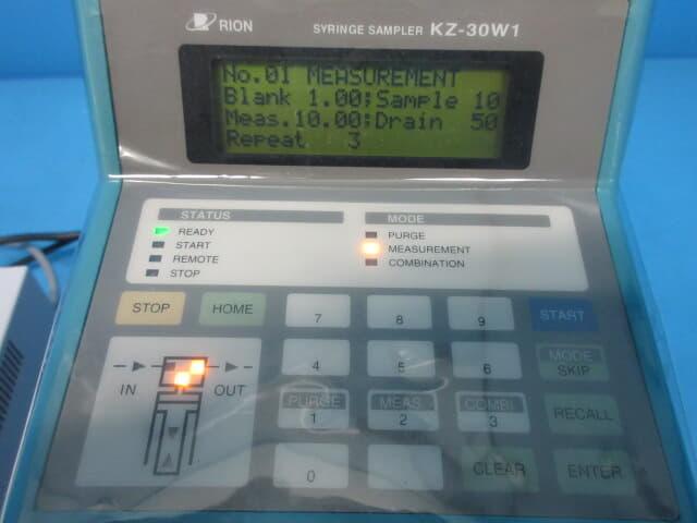 りおん 液中パーティクルカウンター 光遮蔽式粒子検出器 KS-42D